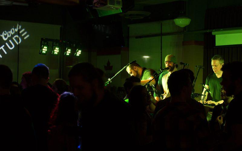 Gorsebrook college band