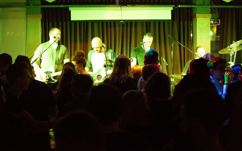 Gorsebrook University band